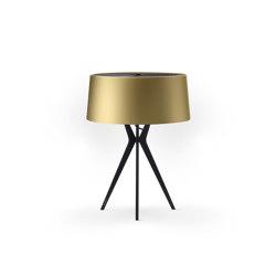 No. 43 Table Lamp Shiny-Matt Collection - Bronze gold - Fenix NTM®   Table lights   BALADA & CO.