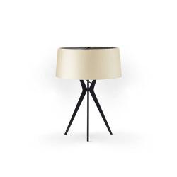 No. 43 Table Lamp Shiny-Matt Collection - Tan Gold - Fenix NTM®   Table lights   BALADA & CO.