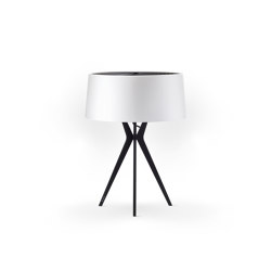No. 43 Table Lamp Shiny-Matt Collection - Shiny White - Fenix NTM®   Table lights   BALADA & CO.