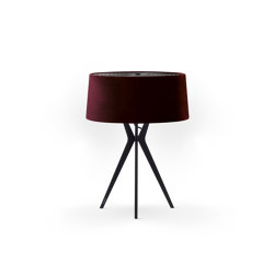 No. 43 Table Lamp Velvet Collection - Prugna - Fenix NTM® | Table lights | BALADA & CO.