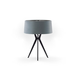 No. 43 Table Lamp Velvet Collection - Acier - Fenix NTM® | Table lights | BALADA & CO.