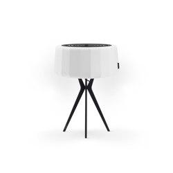 No. 43 Table Lamp Vintage Collection - Satin White - Fenix NTM® | Table lights | BALADA & CO.