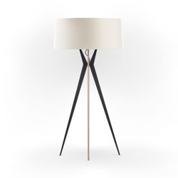 No. 43 Floor Lamp Matt Collection - Off White - Multiplex | Standleuchten | BALADA & CO.