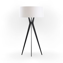 No. 43 Floor Lamp Matt Collection - Soft White - Fenix NTM® | Free-standing lights | BALADA & CO.