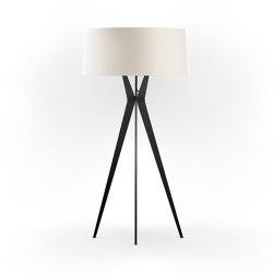 No. 43 Floor Lamp Matt Collection - Off White - Fenix NTM® | Free-standing lights | BALADA & CO.