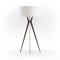No. 43 Floor Lamp Matt Collection - Soft White - Multiplex | Free-standing lights | BALADA & CO.