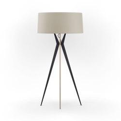 No. 43 Floor Lamp Matt Collection - Light Taupe - Multiplex | Free-standing lights | BALADA & CO.