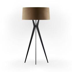 No. 43 Floor Lamp Velvet Collection - Dune - Fenix NTM®   Free-standing lights   BALADA & CO.