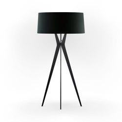 No. 43 Floor Lamp Velvet Collection - Cactus - Fenix NTM®   Free-standing lights   BALADA & CO.