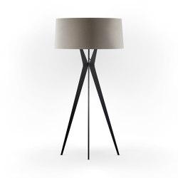No. 43 Floor Lamp Velvet Collection - Beige - Fenix NTM®   Free-standing lights   BALADA & CO.