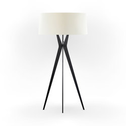 No. 43 Floor Lamp Velvet Collection - Magnolia - Fenix NTM®   Free-standing lights   BALADA & CO.