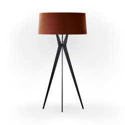 No. 43 Floor Lamp Velvet Collection - Safran - Fenix NTM® | Standleuchten | BALADA & CO.