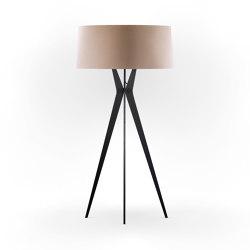 No. 43 Floor Lamp Velvet Collection - Rose The - Fenix NTM®   Free-standing lights   BALADA & CO.