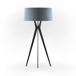 No. 43 Floor Lamp Velvet Collection - Acier - Fenix NTM®   Free-standing lights   BALADA & CO.