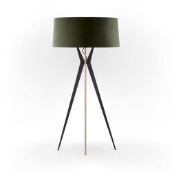 No. 43 Floor Lamp Velvet Collections - Mousse - Multiplex   Free-standing lights   BALADA & CO.