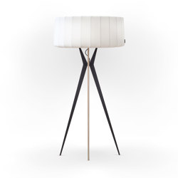 No. 43 Floor Lamp Vintage Collection - Satin White - Multiplex | Free-standing lights | BALADA & CO.