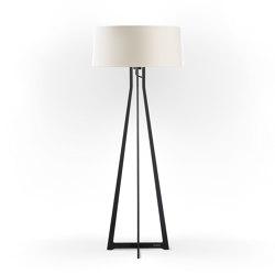 No. 47 Floor Lamp Matt Collection - Off White - Fenix NTM®   Free-standing lights   BALADA & CO.