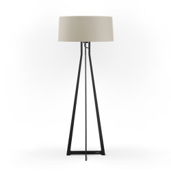 No. 47 Floor Lamp Matt Collection - Light Taupe - Fenix NTM® | Standleuchten | BALADA & CO.