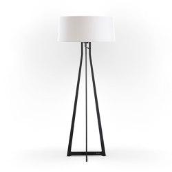 No. 47 Floor Lamp Matt Collection - Soft White - Fenix NTM®   Free-standing lights   BALADA & CO.