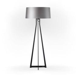 No. 47 Floor Lamp Shiny Matt- Macchiato - Fenix NTM® | Free-standing lights | BALADA & CO.