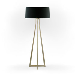 No. 47 Floor Lamp Velvet Collection - Cactus - Brass | Free-standing lights | BALADA & CO.