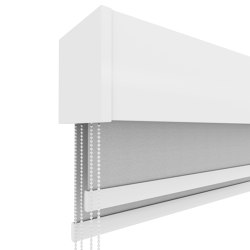 Fascia Day / Night System Manual / Motorized | Cord operated systems | Coulisse