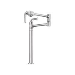 Deck Mount Pot Filler Faucet | Kitchen taps | Brizo