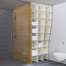 bathroom shelf | Aquani | Bath shelving | form.bar