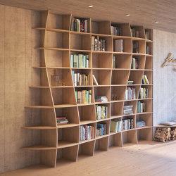 book shelf | Charlotta | Estantería | form.bar