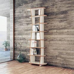 book shelf | Milana | Estantería | form.bar