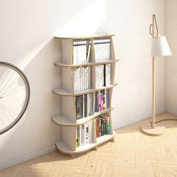 book shelf | Nela | Estantería | form.bar