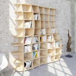book shelf | Regona | Estantería | form.bar