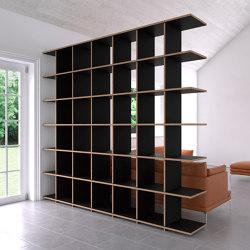 book shelf | Strada L | Estantería | form.bar