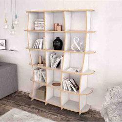 book shelf | Vida | Estantería | form.bar