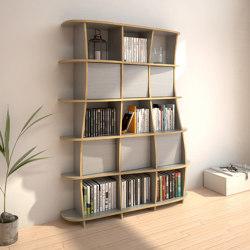 book shelf | Vida Porta | Estantería | form.bar