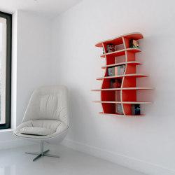 cd dvd shelf | Marinella | Estantería | form.bar