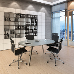 conference table | Colloqo | Tavoli contract | form.bar