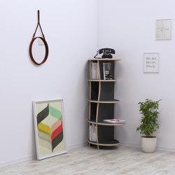 corner shelf | Armandina | Estantería | form.bar