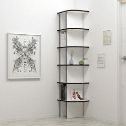 corner shelf | Glenda | Shelving | form.bar