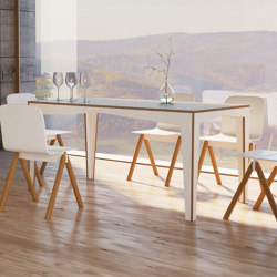 dining table | Kubito | Dining tables | form.bar