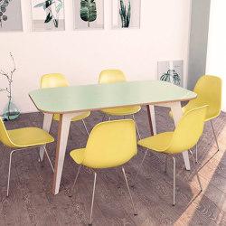 dining table | Mentana | Dining tables | form.bar