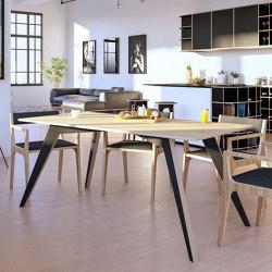 dining table | Queno | Mesas comedor | form.bar