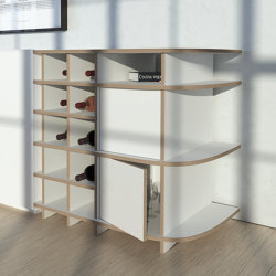 kitchen shelf | Ardoa | Kitchen cabinets | form.bar