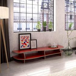 lowboard | Red Carpet | Shelving | form.bar
