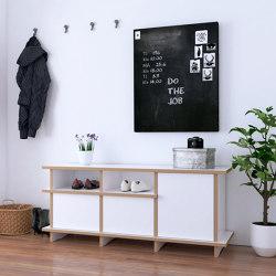 shoe cabinet | Andra | Shelving | form.bar