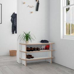 shoe shelf | Anga | Shelving | form.bar