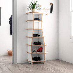 shoe shelf | Mimy | Estantería | form.bar