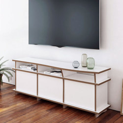 tv cabinet | Pure | Multimedia sideboards | form.bar