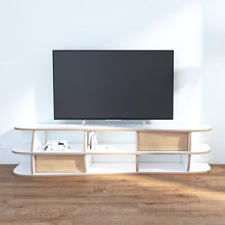 tv lowboard | Emilia | Credenze multimediali | form.bar