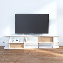 tv lowboard | Emilia | Buffets multimédia | form.bar